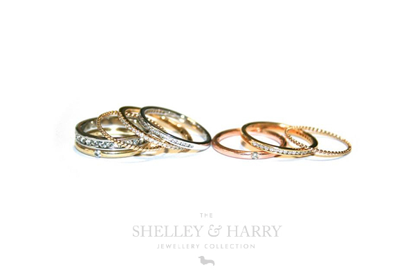 Stacking-rings-gold-rose-gold