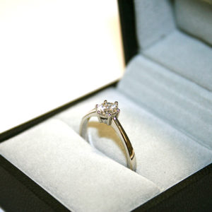 6-Claw-Solitaire-Diamond-Engagement-Ring