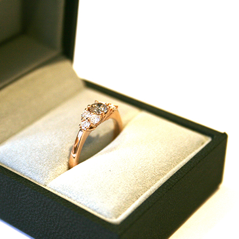 7-Stone-Diamond-Engagement-Ring-Rose-Gold