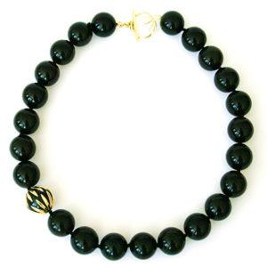Black-obsidian-neckpiece