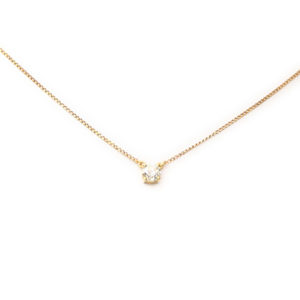 Dainty-Diamond-Necklace-Yellow-Gold