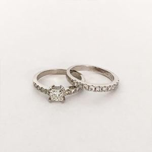 Diamond-Engagement-Ring-and-Wedding-Ring