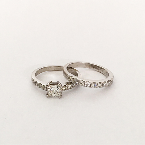 Diamond-Engagement-Ring-and-Wedding-Ring