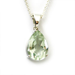 Green-amethyst-pear-shaped-pendant