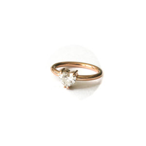 Heart-Shaped-Diamond-Ring-Rose-Gold
