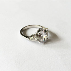 Oval-and-Pear-Shaped-Diamond-Engagement-Ring