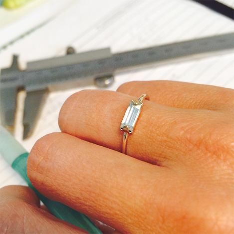 Baguette-diamond-ring