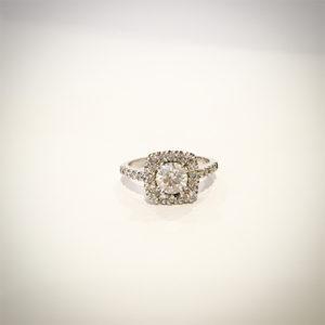 Cushion-Halo-Diamond-Engagement-Ring