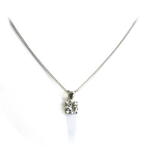 Diamond-Necklace-White-Gold