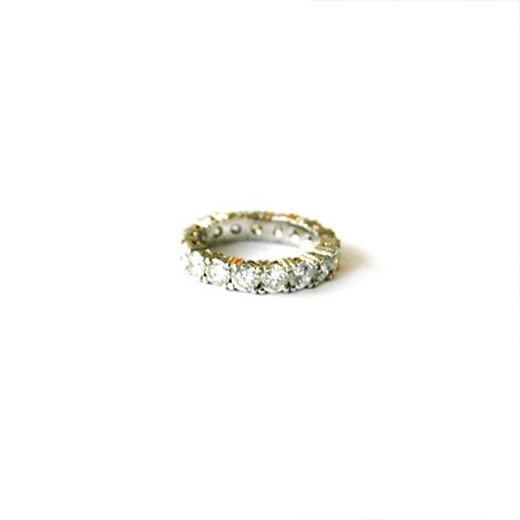 Double-Claw-Diamond-Eternity-Ring