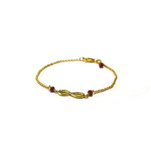 Infinity-Bracelet-Gold