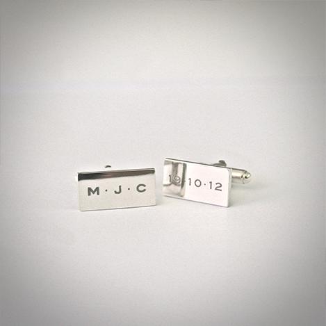 Initial-and-Date-Cufflinks