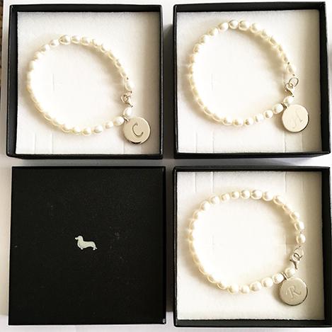 Pearl-Disk-Bridesmaids-Bracelets