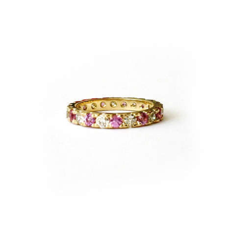 Pink-Sapphire-and-Diamond-Eternity-Ring