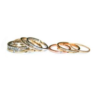 Stacking-rings