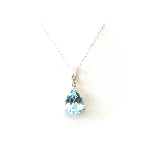 Topaz-diamond-necklace